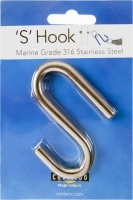 Coolaroo S Hook Marine Grade 316 Stainless Steel Photo