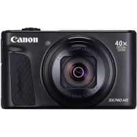 Canon PowerShot SX740 HS Compact Digital Camera with Wi-Fi Photo