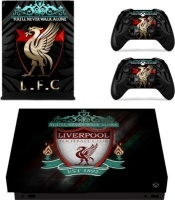 SKIN-NIT Decal Skin For Xbox One X: Liverpool Photo