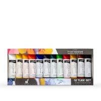 Atelier Interactive Artists' Acrylic Paint Set of 12 Photo