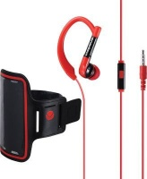 Volkano Haste Sports In-Ear Hook-On Headphones Photo