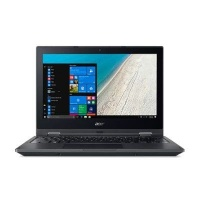 "Acer TravelMate Spin B1 Touch TMB118-G2-RN-C5P3 11.6"" Celeron Notebook - Intel Celeron N4100 500GB HDD 4GB RAM Windows 10 Pro Photo"