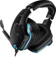 Logitech G G635 Headset Head-band Black Blue DTS 7.1 channel 344 g Photo
