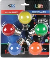 ACDC B22 Lamp Ball Type Photo