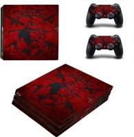 SKIN NIT SKIN-NIT Decal Skin For PS4 Pro: Deadpool 2017 Photo