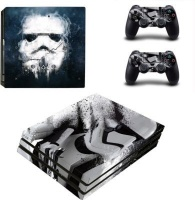 SKIN-NIT Decal Skin For PS4 Pro: Stormtrooper 2019 Photo