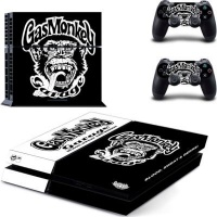 SKIN-NIT Decal Skin For PS4: Gas Monkey 2019 Photo