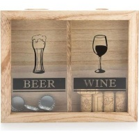 Equico Lid Dispenser - Bottle Top/ Wine Cork Sorter Photo