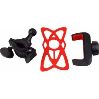 Xtreme Xccessories Universal Xtreme Bike Phone Mount for Motorcycle / Bike Handlebars Mount Fits Iphones & Android Photo