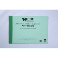 Hortors Registers - Register for Second Hand Goods: Auctioneers Photo