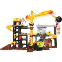 Dickie Toys Construction Series - Construction Playset Photo
