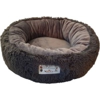 Bespoke Brats Pet Donut Crumple Bed Cat or Small Dog Photo