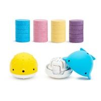 Munchkin ® 27187 22-Piece Colour Buddies Bath Bomb Set Photo