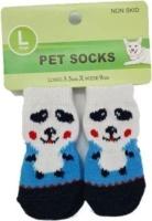 4APet Large Non-Skid Pet Socks - Boy Photo