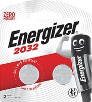 Energizer CR2032 3v Lithium Coin Battery Card 2 Photo