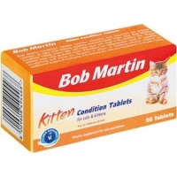 Bob Martin Kitten Condition Tablets for Cats and Kittens Photo
