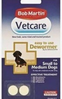 Bob Martin Vetcare Easy to Use Dewormer for Small to Medium Dogs Photo