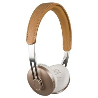 Microlab T3 On-Ear Stereo Headset For Sports - Brown Photo
