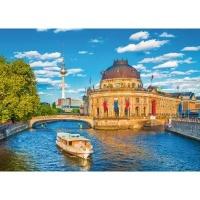 Ravensburger Berlin Museum Island Jigsaw Puzzle Photo