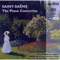 Saint-Saens: The Piano Concertos Photo