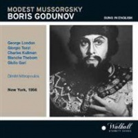 Modest Mussorgsky: Boris Godunov Photo