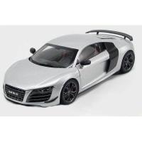 Audi R8 GT Ice Silver Metallic Photo