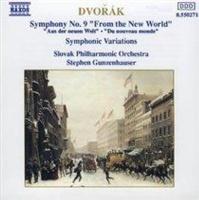 Symphony No.9/symphonic Variations Photo