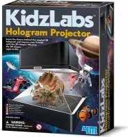 4M Industries 4M KidzLabs Hologram Projector Photo