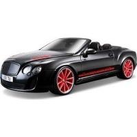 Bburago Bentley Continental Supersport Conv. ISR Photo
