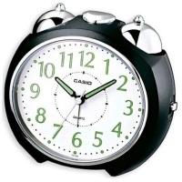 Casio Alarm Clock Oval Bell Sno Photo