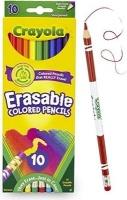 Crayola Erasable Pencil Crayons Photo