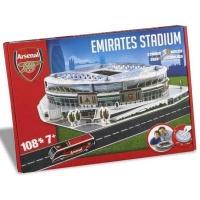 3D Stadium Puzzles - Arsenal The Emirates Photo