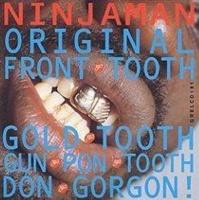 Original Front Tooth Gold Tooth Gun Pon Tooth Don Gorgon! Photo