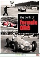 The Birth of Formula One Photo