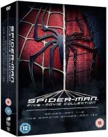 Spider-Man: 5-Movie Collection - Spider-Man 1-3 / The Amazing Spider-Man 1 & 2 Photo