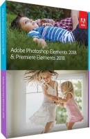 Adobe Photoshop Elements and Premiere Elements Software Photo