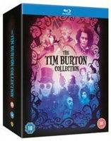 The Tim Burton Collection - Batman / Batman Returns / Beetlejuice / Mars Attacks / Pee Wee's Big Adventure / Charlie And The Chocolate Factory / Sweeney Todd / Corpse Bride Photo