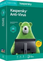 Kaspersky 2020 Anti-Virus 1 1 pieces 1 Year Licence Photo
