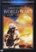 Great Battles Of World War 2 - Kursk / Crete / Midway Photo