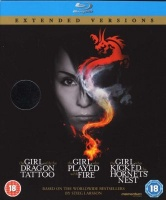 The Millennium Trilogy - Extended Versions - The Girl With The Dragon Tattoo / The Girl Who Played With Fire / The Girl Who Kicked The Hornet's Nest Photo