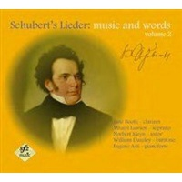 Schubert's Lieder: Music and Words Photo