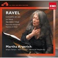 Ravel: Concerto En Sol/La Valse/Ma Mère L'oye Photo
