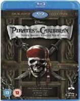 Pirates Of The Carabbean Quadrilogy - Curse Of The Black Pearl / Dead Man's Chest / At World's End / On Stranger Tides Photo