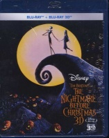 Nightmare Before Christmas - 3D 2D Photo