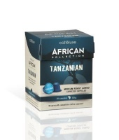Caffeluxe African Collection Coffee Capsules - Compatible with Caffeluxe & Nespresso Capsule Coffee Machines Photo