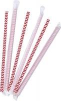 Enviromall Wrapped Compostable Straws Photo