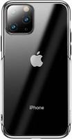 Baseus Glitter Hard Case for iPhone 11 Pro - Silver Photo