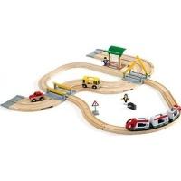 Brio Rail & Road Travel Set Photo