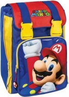 Super Mario Kids Expandable Backpack Photo