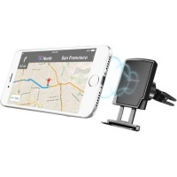 Macally Magnetic Air Vent Car Mount for Smartphones Photo
